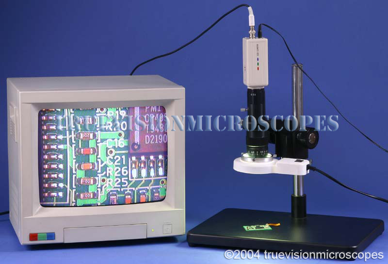 Microscopes TrueVision » Blog Archive VIDEO ZOOM